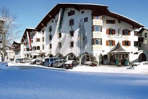 Schwarzer Adler Hotel Kitzbuhel