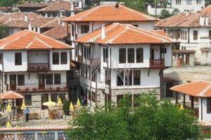 Александрови къщи