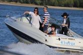 Разходка с лодка по Дунав